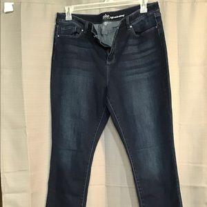 NY&C Soho high waisted skinny jeans size 18